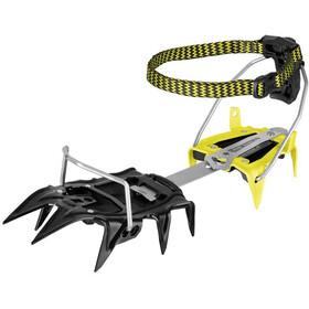 SALEWA Alpinist Pro Crampons black/yellow